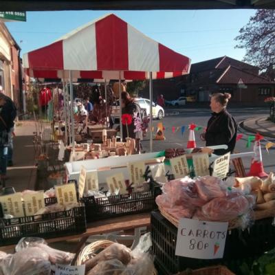 View of Attleborough Market
