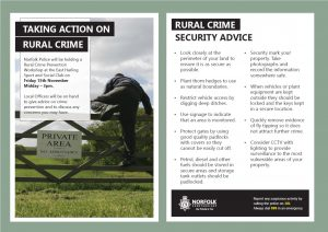 RURAL CRIME PREVENTION WORKSHOP